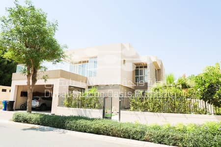 5 Bedroom Villa for Rent in Dubai Silicon Oasis, Dubai - front 1 8:57 10/14