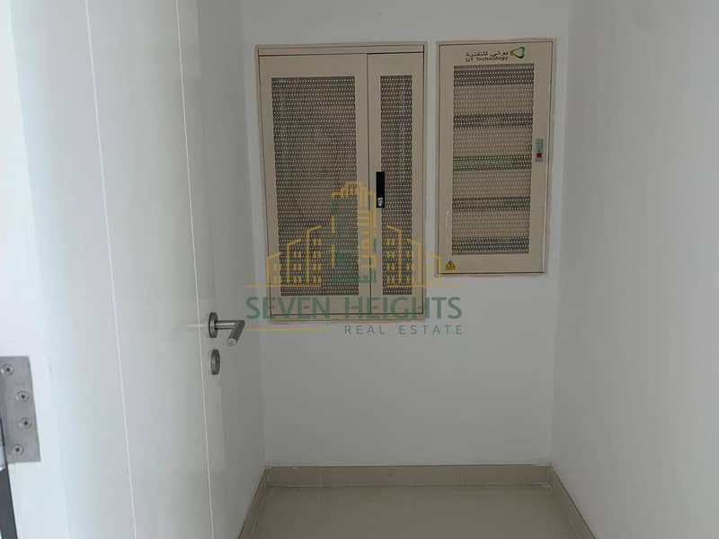 17 Vacant now  Spacious apartment  Perfect view