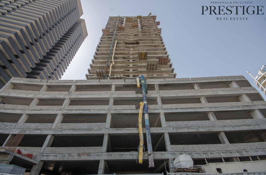 2 Eden Garden Tower| One Bed |High Floor| New