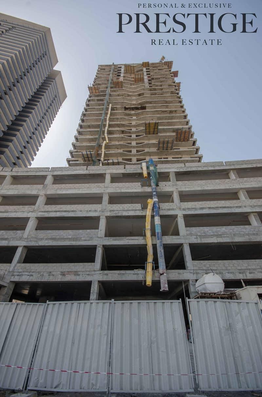 11 Eden Garden Tower| One Bed |High Floor| New