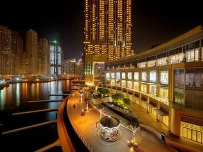 شقة فندقية  للبيع في دبي مارينا، دبي - Fully Furnished Studio I Hotel Apartment | Dubai Marina