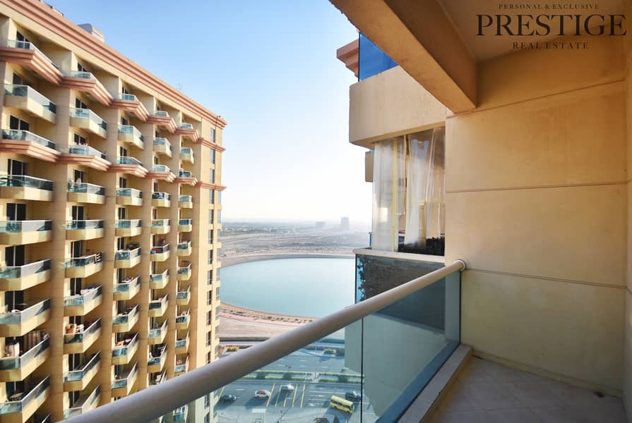 2 2 Bed | Crescent Tower B | IMPZ | High Floor