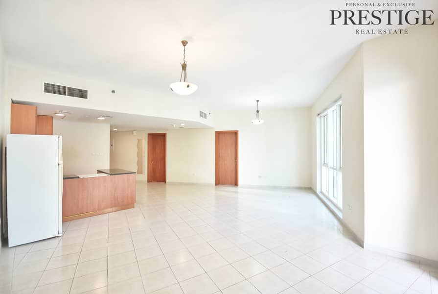 23 2 Bed | Crescent Tower B | IMPZ | High Floor