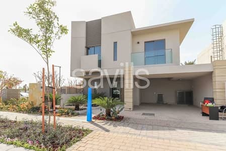 Luxurious 3BR Courtyard Villa in Al Zahia