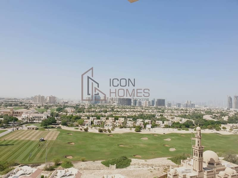 2 GOLF COURSE VIEW 2 BED APARTMENT - CHEAP PRICE