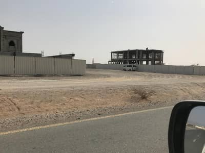 Plot for Sale in Al Manama, Ajman - own commercial land in al manama ajman only 200k