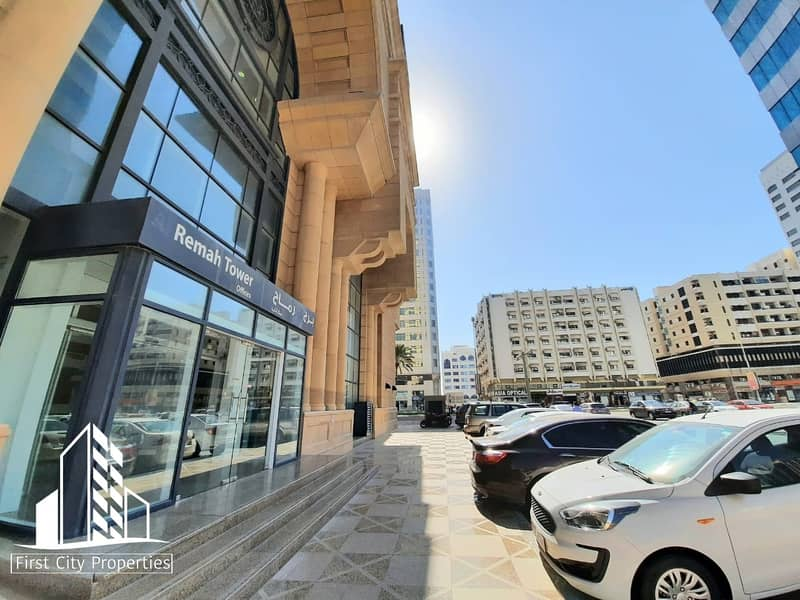 Affordable Office Spaces located in Al Khalidiyah