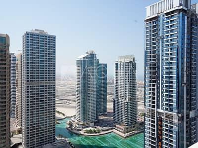 فلیٹ 3 غرف نوم للايجار في أبراج بحيرات الجميرا، دبي - 3 Bedrooms  | Available now | High Floor