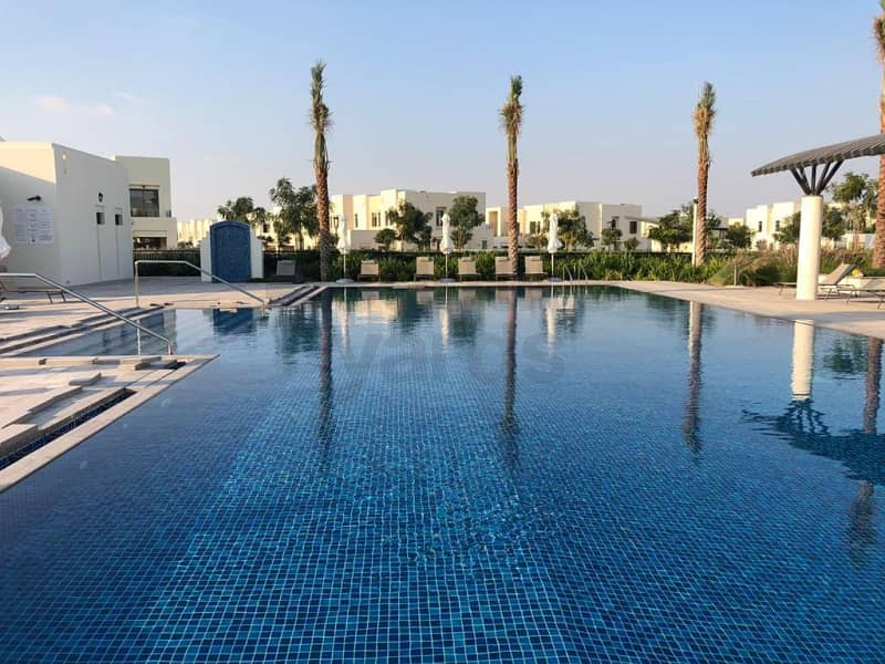 10 Park and Pool View in Mira Oasis 2 Type H