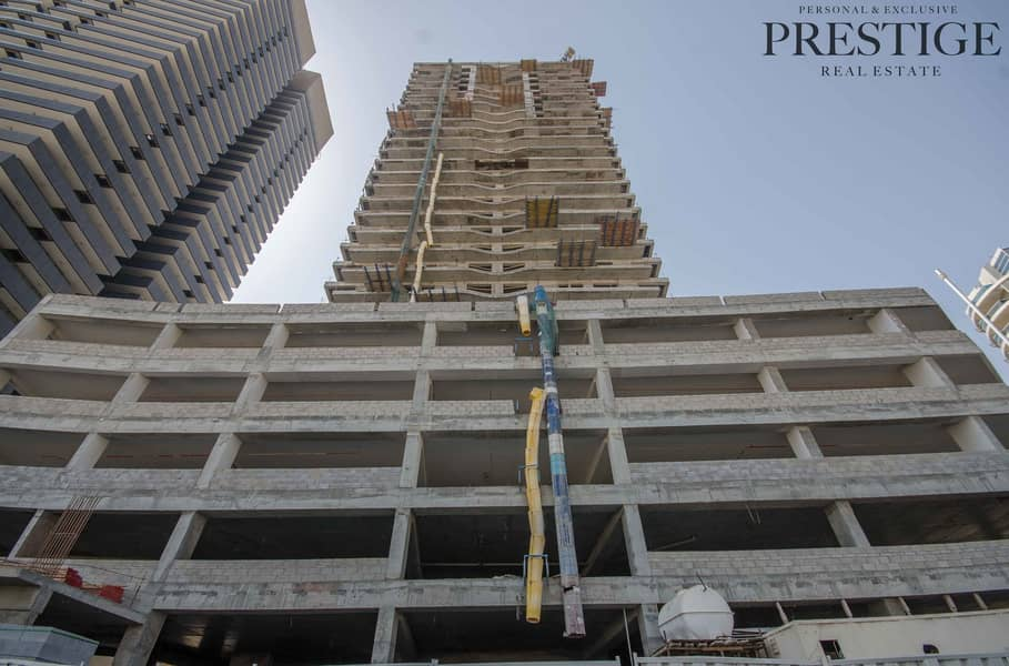 2 Eden Garden Tower| 1Bed | High-Floor |New