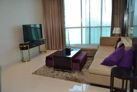 3 Bedroom Hotel Apartment for Rent in Downtown Dubai, Dubai - Luxurious completely furnished one month free high...