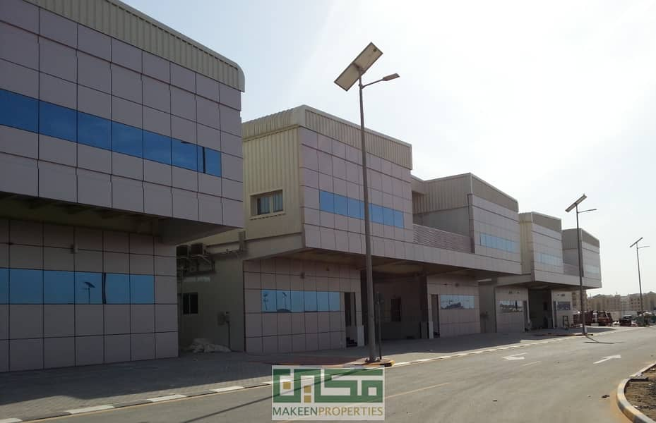 No Commission|Multiple cheques|Warehouse for Rent in Warsan