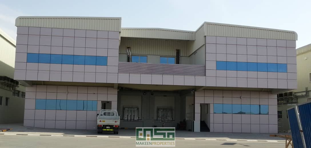 2 No Commission|Multiple cheques|Warehouse for Rent in Warsan
