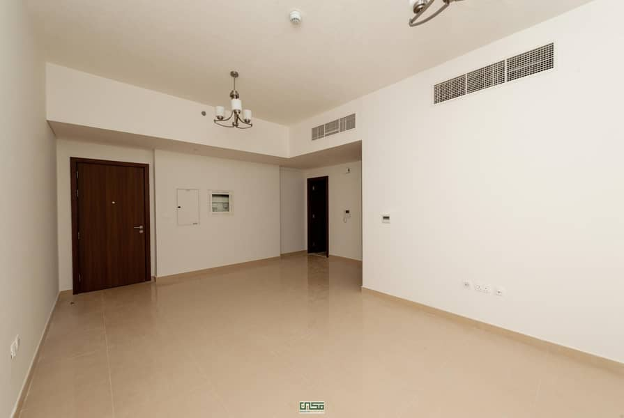 1 BEDROOM with 2 AC units / SATWA / BRAND NEW BUILDING