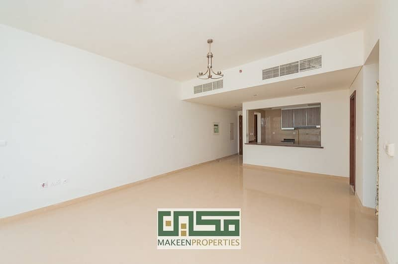 2 1 BEDROOM with 2 AC units / SATWA / BRAND NEW BUILDING