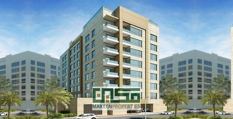 8 1 BEDROOM with 2 AC units / SATWA / BRAND NEW BUILDING