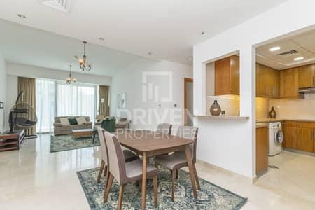 2 Bedroom Apartment for Rent in Dubai Marina, Dubai - Large and Stunning Apt   Upscale Residence