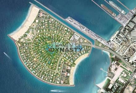 Plot for Sale in Pearl Jumeirah, Dubai - Single Row | Rare Plot| Close to Park