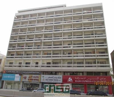 مکتب  للايجار في النخیل، رأس الخيمة - Office for Rent in Nakheel - Ghobash Building