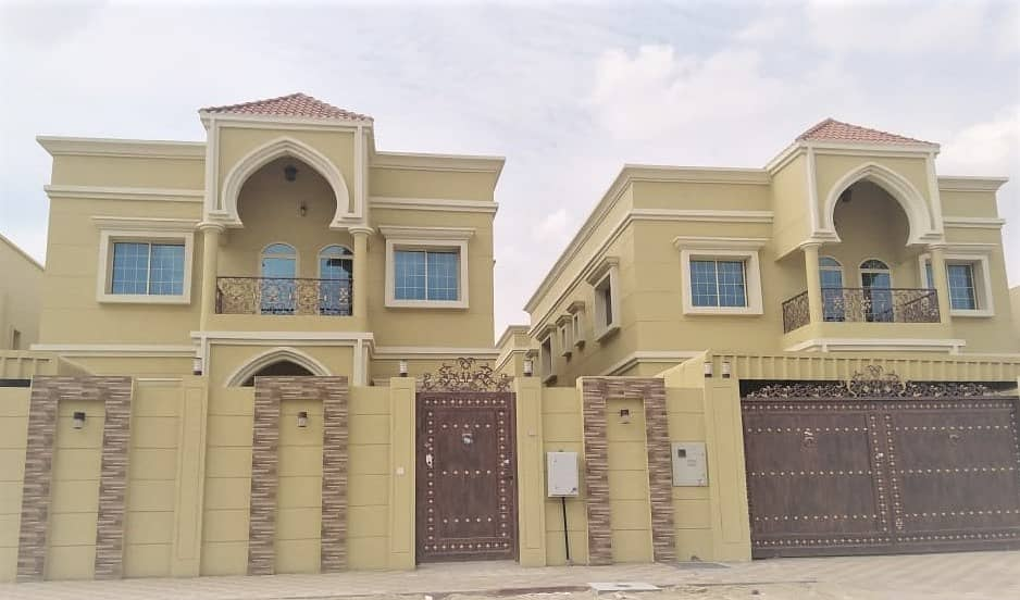 From the owner, a villa for sale directly opposite the mosque, with a hotel design from the inside, with a very wonderful finish, without a down payment to the bank, with the possibility of free ownership for all nationalities and the price is very attrac