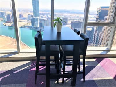 Office for Rent in Business Bay, Dubai - Dedicated Desk for One Year| NEW and RENEWAL licenses | Business Bay Address