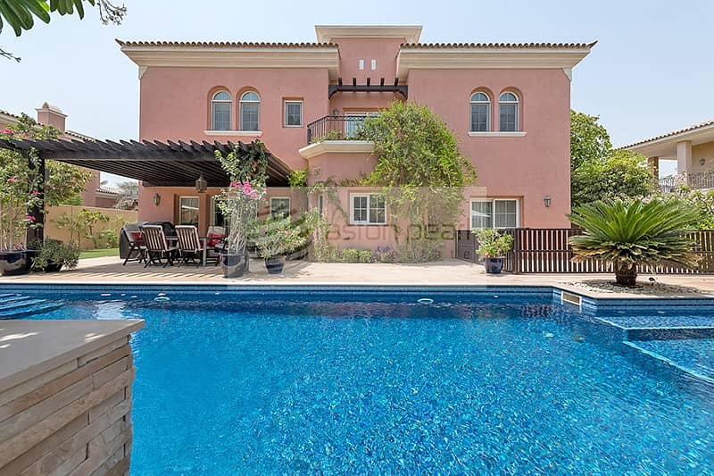 Exclusive|Upgraded Type 15|5 BR+ M | Private Pool