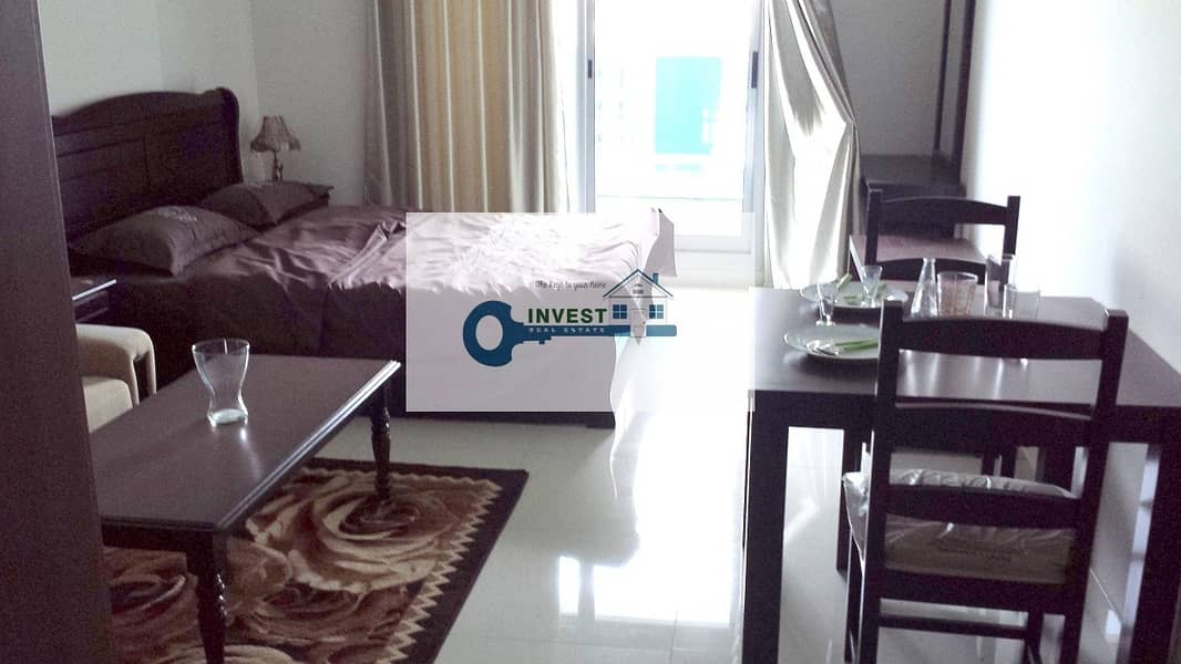 HOT OFFER FOR SALE STUDIO APARTMENT | CANAL VIEW | FURNISHED UNIT | CALL NOW