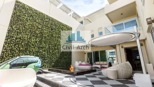 4 Bedroom Villa for Sale in The Sustainable City, Dubai - MOST UNIQUE GERMAN VILLA+NO SC FOR LIFE