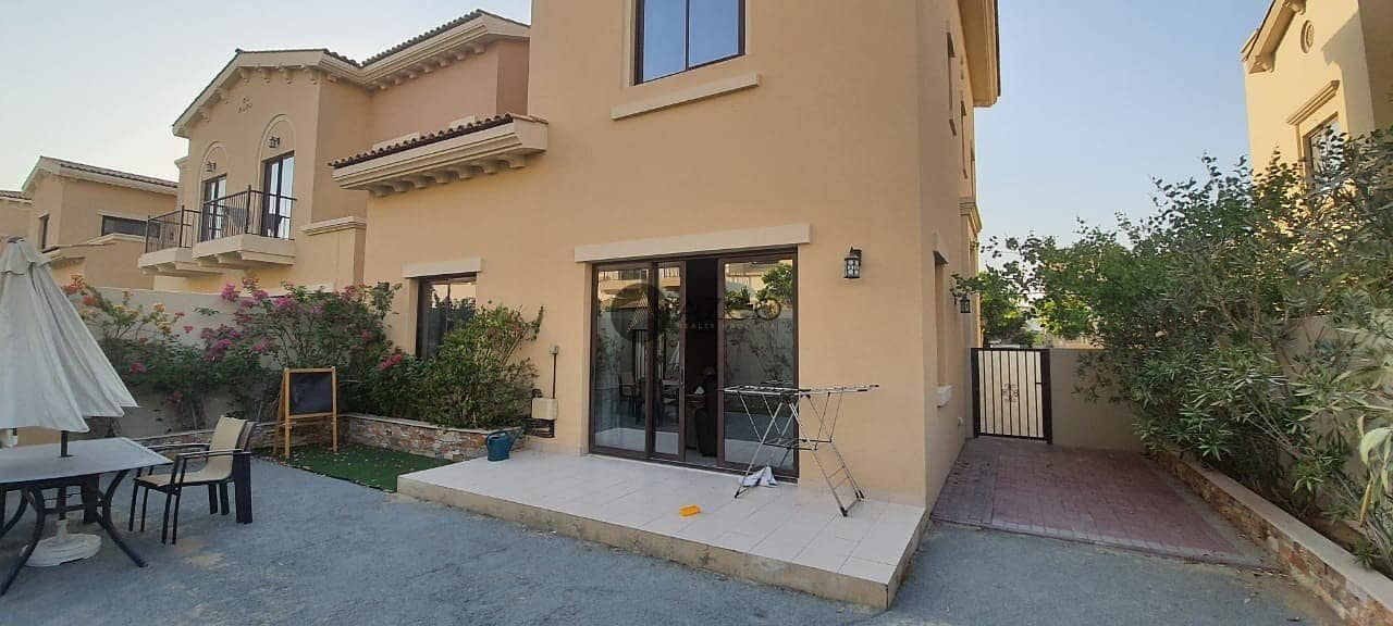 Fully Furnished 3BR | With Appliances | Near Pool