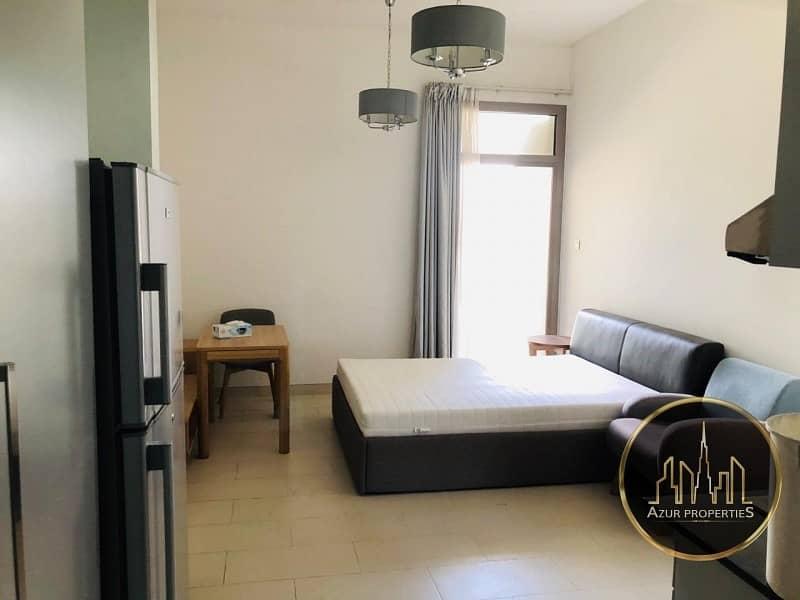 2 Furnished Studio Apt w/ Balcony for Rent