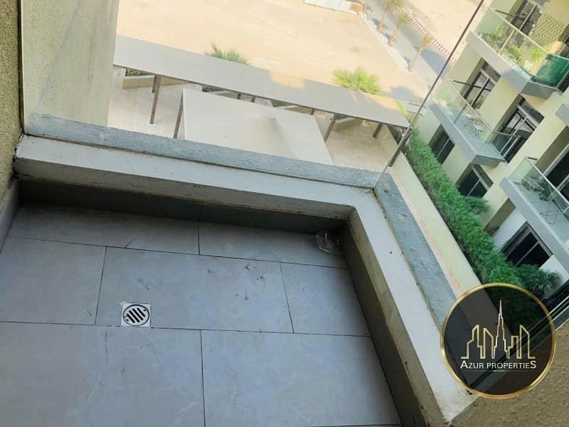 7 Furnished Studio Apt w/ Balcony for Rent