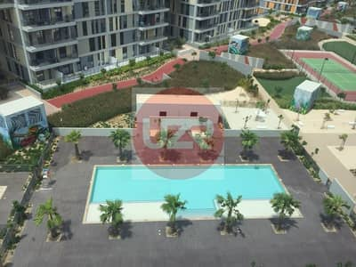 1 Bedroom Apartment for Rent in Dubai Production City (IMPZ), Dubai - Pool Facing | 1 Bedroom Apartment | Dania 3