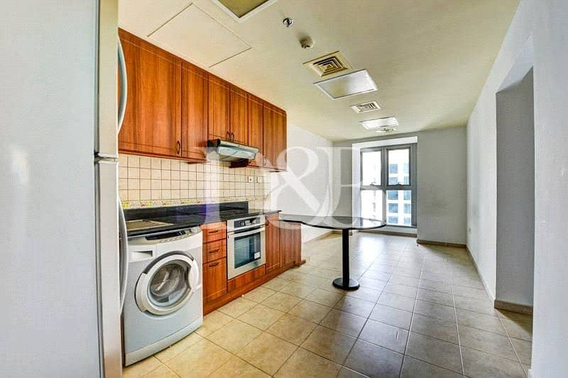 2 Furnished or Unfurnished | High Floor | Spacious
