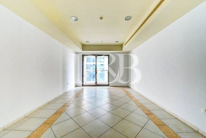 Furnished or Unfurnished | High Floor | Spacious