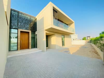 6 Bedroom Villa for Sale in Dubai Hills Estate, Dubai - Brand New |Huge Corner Plot | Park Facing |Type B2