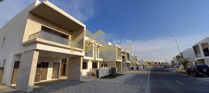 Yasacres |Brand new villa | 3 BR| Single Row
