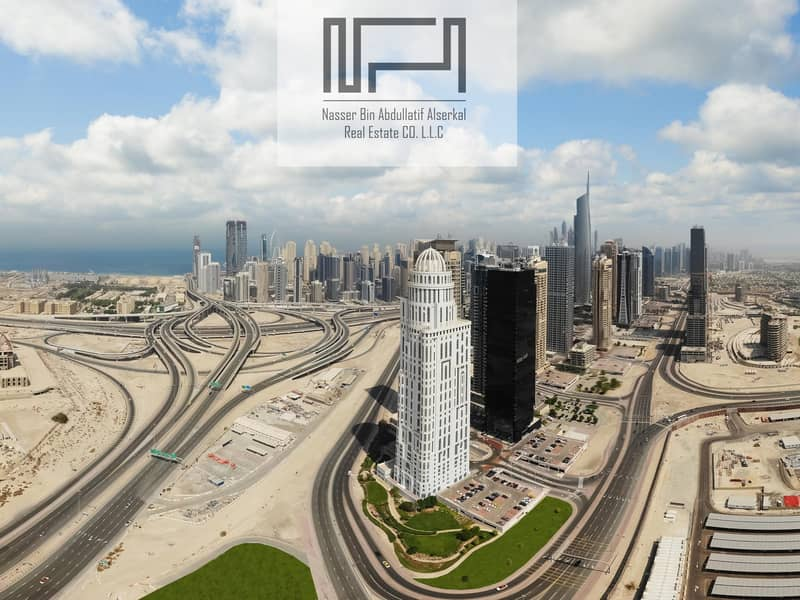 DMCC Freezone | Commercial Office | FOR SALE