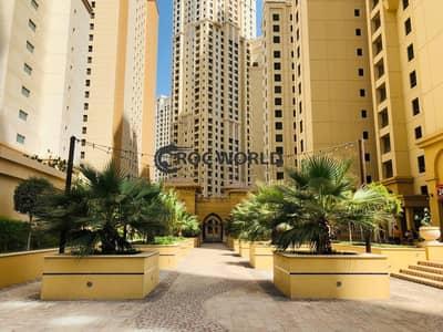 شقة 3 غرف نوم للايجار في جميرا بيتش ريزيدنس، دبي - Marina View| Wooden Parking Flooring| Upgraded Bathroom with Jacuzzi