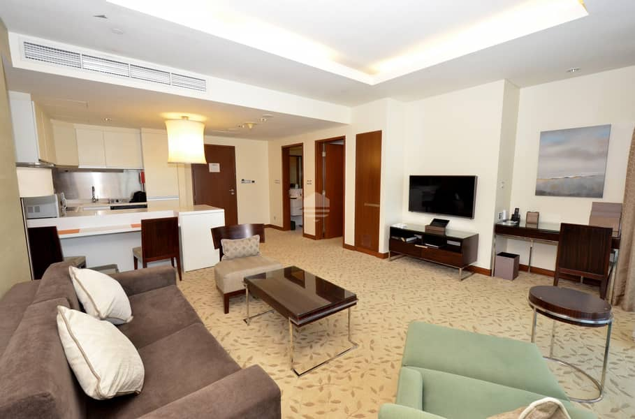 Spacious and luxurious with utility bills included