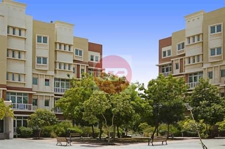 شقة 1 غرفة نوم للبيع في ديسكفري جاردنز، دبي - Next To Metro Station | U Type | Vacant/Rented