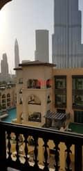3 Lovely l  2 BHK  l Burj Khalifa View