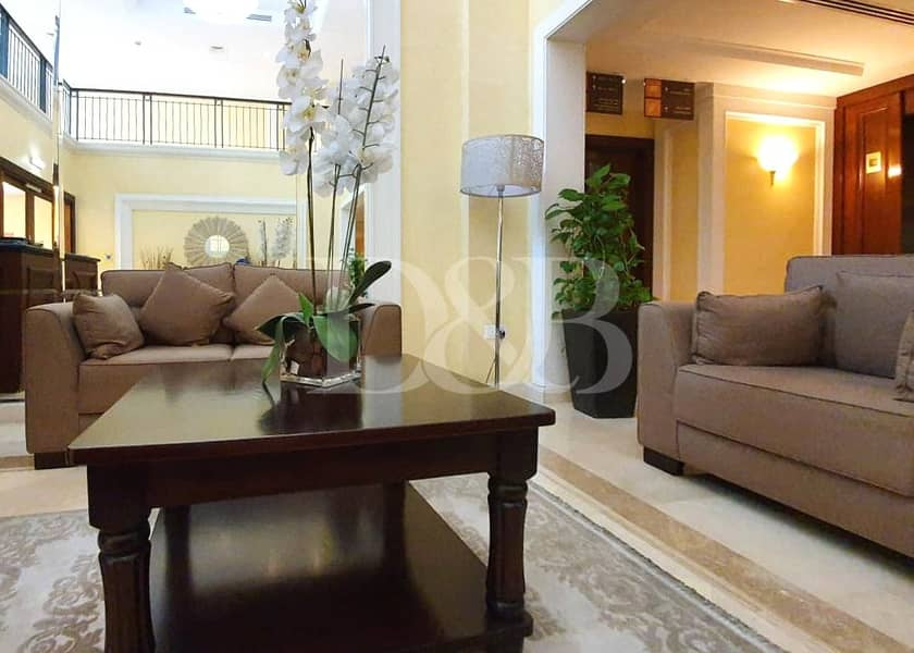 2 AVAILABLE NOW | FULLY FURNISHED | BALCONY