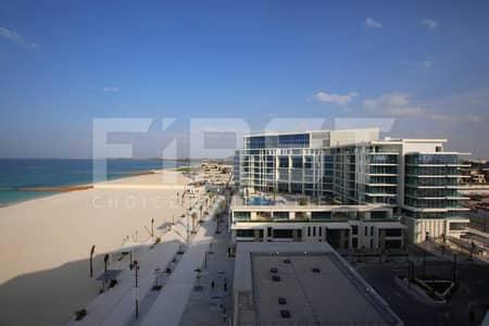 فلیٹ 3 غرف نوم للايجار في جزيرة السعديات، أبوظبي - Rent Now! Exceptional Unit | Full Sea View