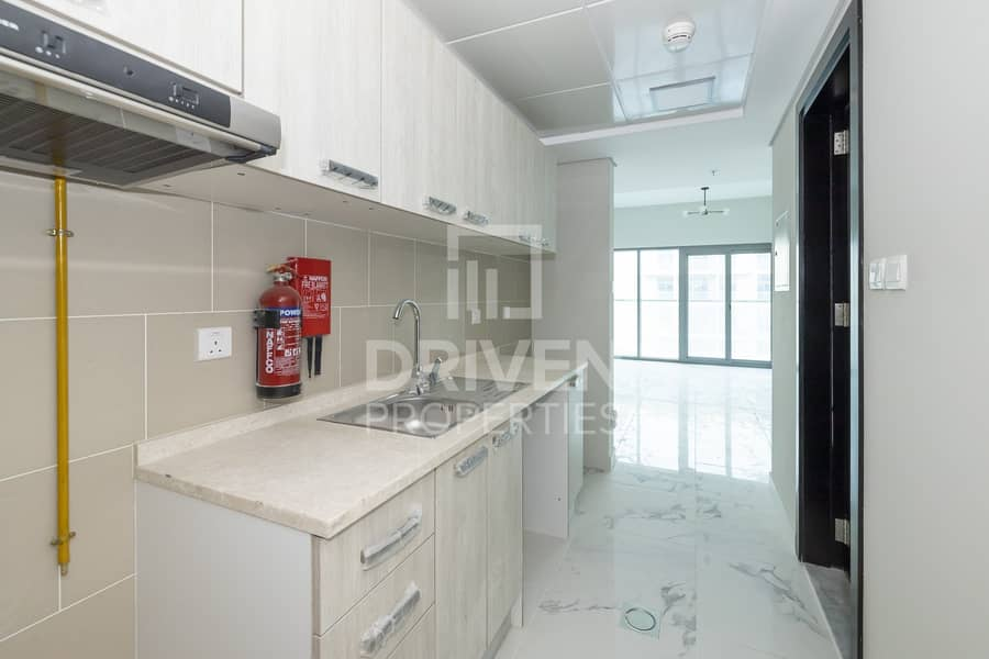 2 Bright and Brand New Apt | Partly Furnished