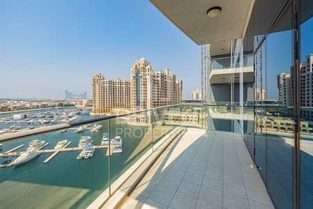فلیٹ 2 غرفة نوم للبيع في نخلة جميرا، دبي - Bright Unit | Full Sea and Atlantis View