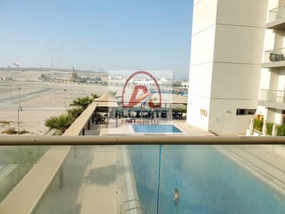 Breath-taking pool view -  fully furnished  1 bhk avl in 38k