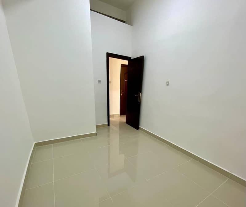 2 1 bedroom privet entrance  flat brand new with tatweeq no commission fees and permit mwaqeef