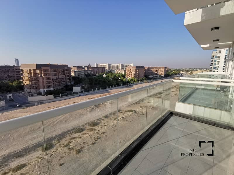 Fully Furnished | Large Studio | City View