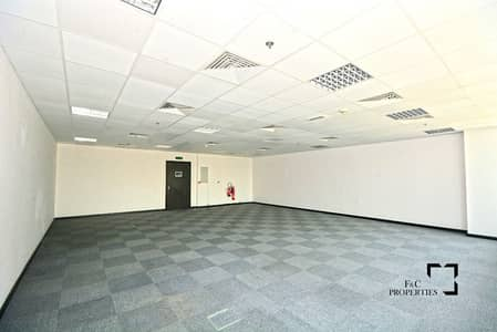 Office for Rent in The Greens, Dubai - Pool & Garden View  |  Type K  |   Fitted
