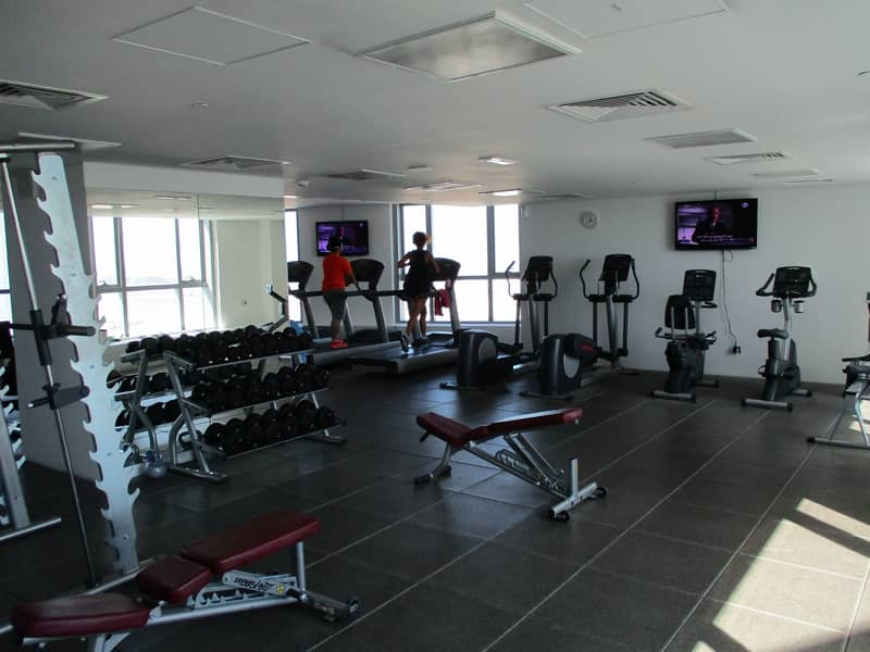 2 Lowest Price Studio with Parking all Facilities Murroor Road